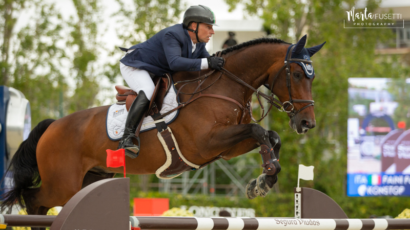 Csio Barcelona 2019 - Queen's Cup 11 - Paolo PAINI (ITA)on Konstop - Csio Barcelona 2019 - Queen's Cup 11 - Paolo PAINI (ITA)on Konstop