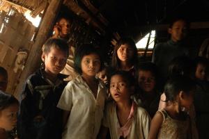 I bambini del Ratanakiri