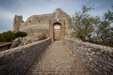 Castel San Pietro Romano - il paese del cinema