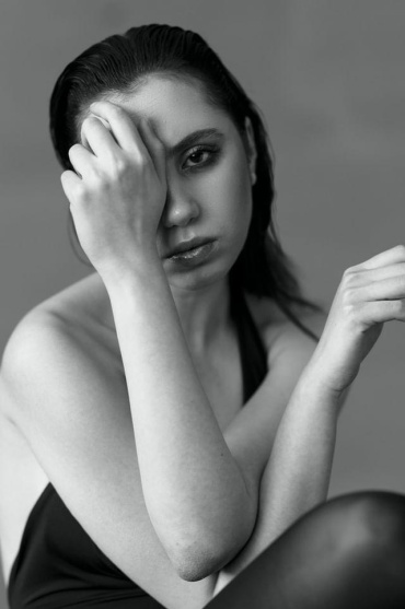 BEAUTY - BLACK AND WHITE