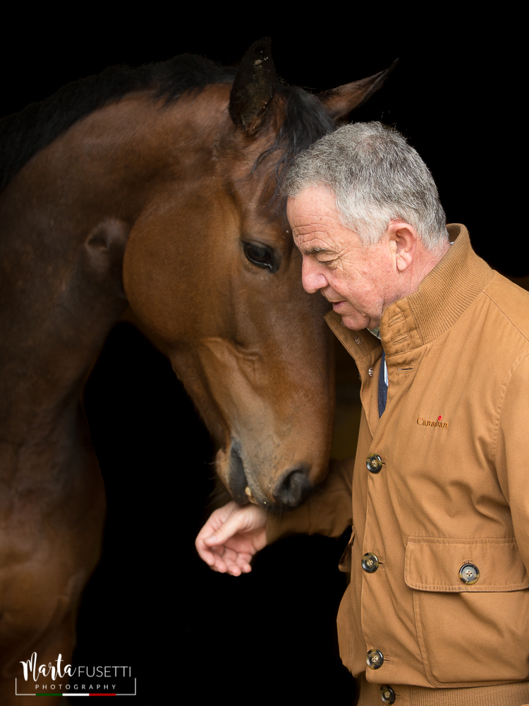 Frank Turner, un'icona a cavallo fra ippica ed equitazione. Uomo di cavalli, un vero gentleman…